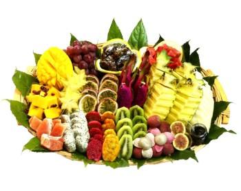 משלוחי פירות עד הבית – כמתנה, כהפתעה טעימה
