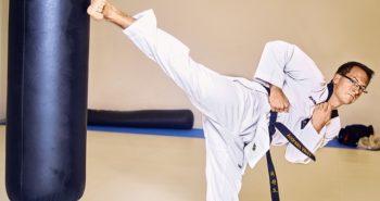 מורה נבוכים לאומנות הלחימה טאקוונדו