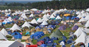 הכירו את הדבר הגדול הבא: אוהל ארועים