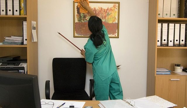 פוליש וניקיון למשרדים