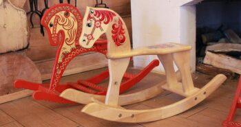 הנוחות בשימוש כסא נדנדה לילדים